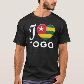 T-shirt Amour W du Togo