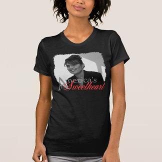 T-shirt Amoureuse de Sarah Palin Amérique