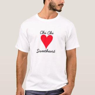 T-shirt Amoureux de Chi de Chi