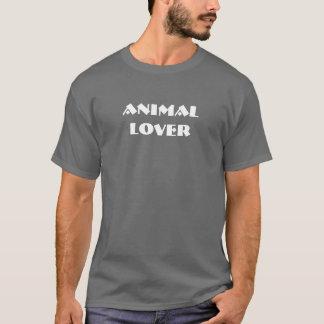 T-shirt Amoureux des animaux