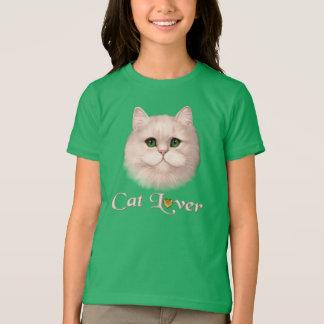 T-shirt Amoureux des chats