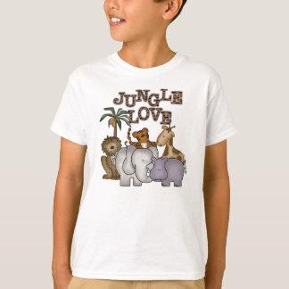 T-shirt Amours de jungle