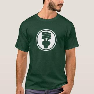 T-shirt Ampoule de CFL