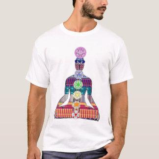 T-shirt AMUSEMENT de la paix NVN630 de méditation de yoga
