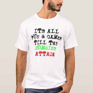 T-shirt Amusement et jeux