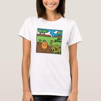 T-shirt Amusement extérieur de M. Tickle |