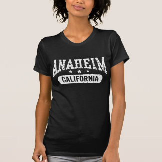 T-shirt Anaheim la Californie