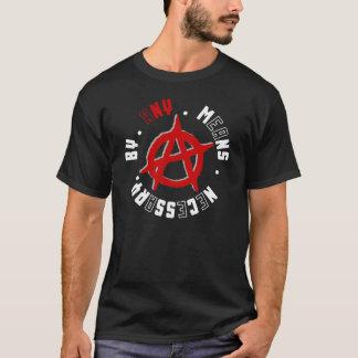 T-shirt Anarchie de B.A.M.N