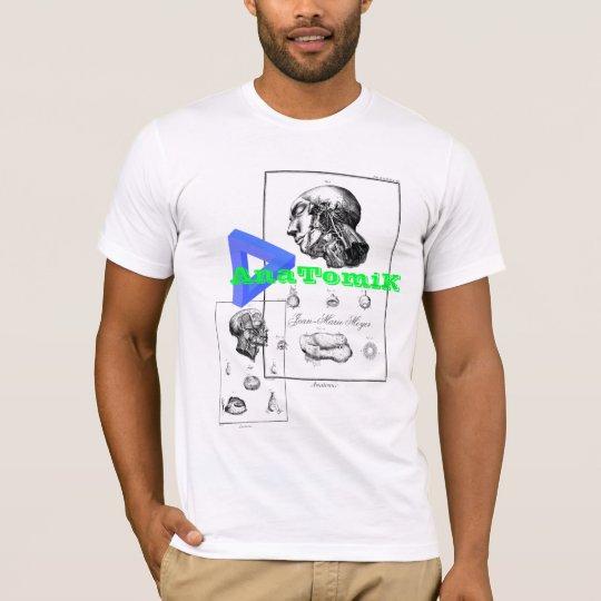 t-shirt AnaTomiK Jean-Marie Moyer