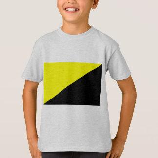 T-shirt Ancap, drapeau politique de la Colombie