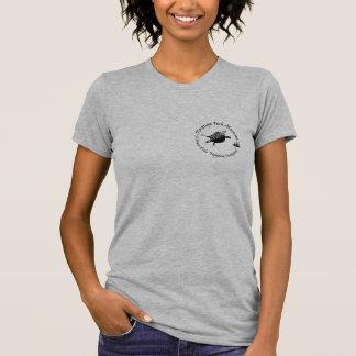 T-shirt Anciennes élèves 2008 de technologie de Tortuga