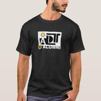 T-shirt ANCIENNES ÉLÈVES de PALDT - la chemise noire des