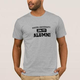 T-shirt Anciennes élèves d'université de Mayer