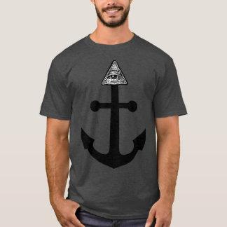 T-shirt Ancre d'Illuminati
