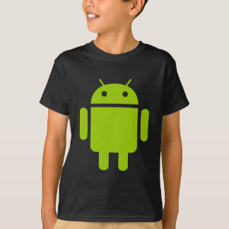 T-shirt Androïde