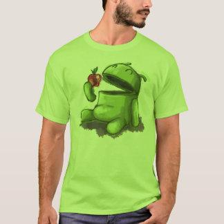 T-shirt Androïde affamé