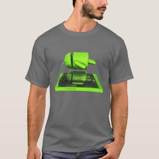 T-shirt Androïde de fantôme
