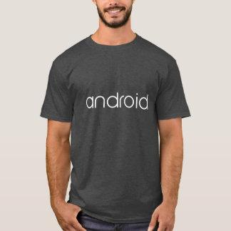 T-shirt Androïde officiel