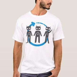 T-shirt Androïde officiel cm