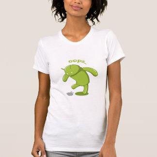 T-shirt Androïde oh là là ! (femmes)