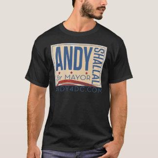 T-shirt Andy Shallal pour le maire du C.C