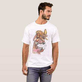 T-shirt Âne stupéfié