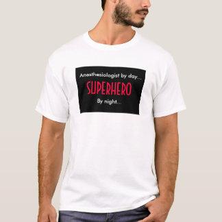 T-shirt Anesthésiste de super héros