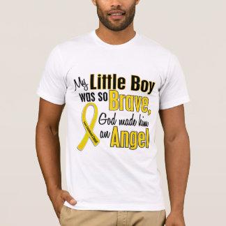 T-shirt ANGE 1 Little Boy de Cancer d'enfance