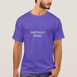 T-shirt ange d'améthyste