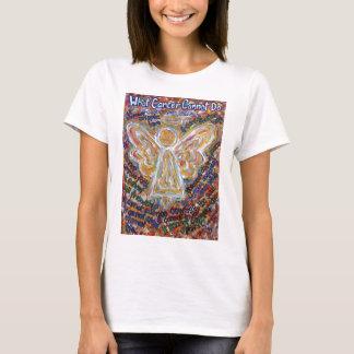 T-shirt Ange de Cancer de sud-ouest