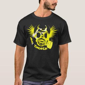 T-shirt Ange de graffiti