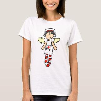 T-shirt Ange d'infirmière