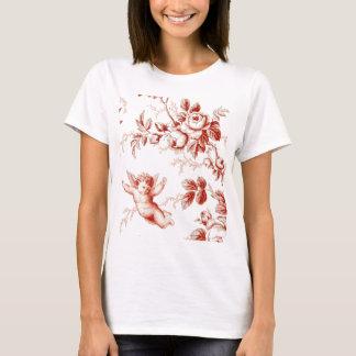 T-shirt Ange l'amour