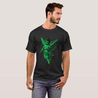 T-shirt Ange vert