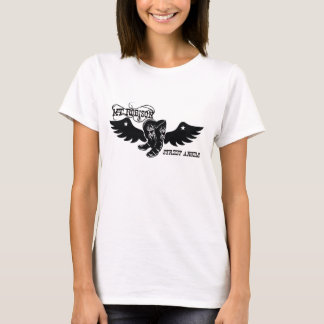 T-shirt Anges de rue de la TA Robison