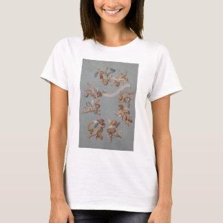 T-shirt Anges lunatiques d'ange de la Renaissance