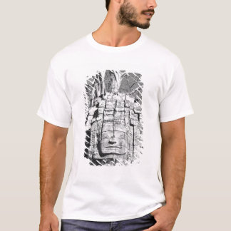 T-shirt Angkor Cambodge, temple principal de som de