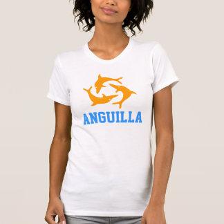 T-shirt Anguilla la Caraïbe