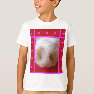 T-shirt animal de cobaye d'enfants