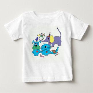 T-shirt animal mignon