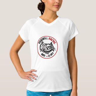 T-shirt Animal tué sur une route emballant le