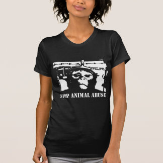 T-shirt animal végétalien végétarien de libération
