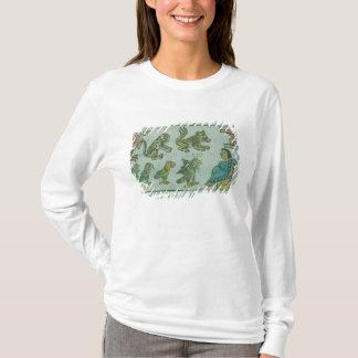 T-shirt Animaux de l'empereur aztèque