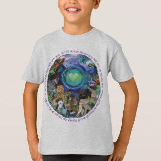 T-shirt Animaux d'Eco-Planète