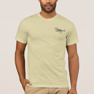 T-shirt Animaux effrayants de cadeau animal de scorpion