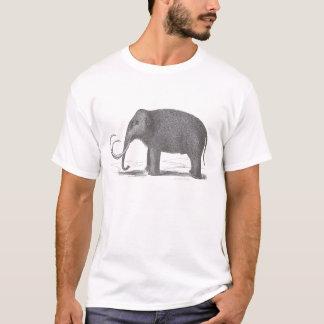 T-shirt Animaux éteints de mastodonte de mammouth laineux