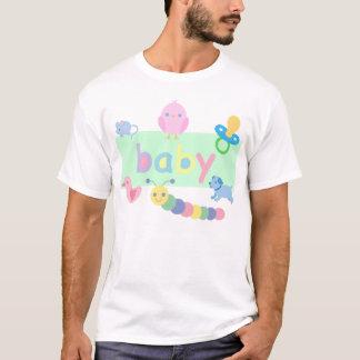 T-shirt Animaux mignons d'amusement de pièce en t adulte