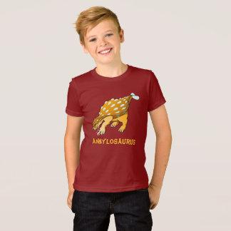 T-shirt Ankylosaurus