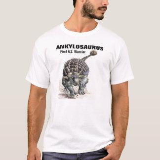 T-shirt Ankylosaurus-Premier A.S. Warrior !