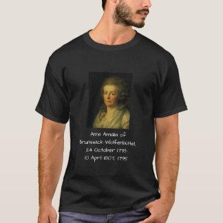 T-shirt Anna Amalia de Brunswick-Wolfenbuttel 1795